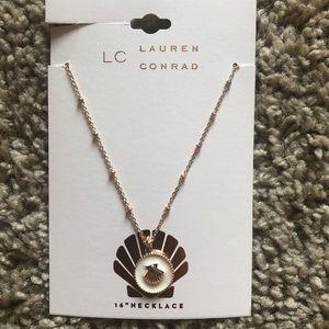LC Lauren Conrad Jewelry - LC Lauren Conrad 16 inch shell necklace